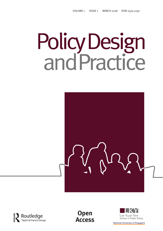 Full Article The Challenge Of Policy Coordination