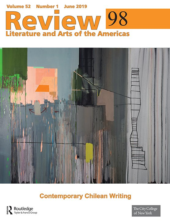 Review: Literature and Arts of the Americas: Vol 52, No 1