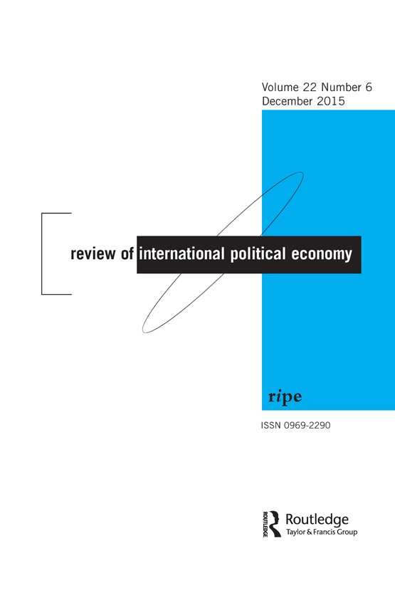 foto de Full article: Multilateral trade governance as social field ...
