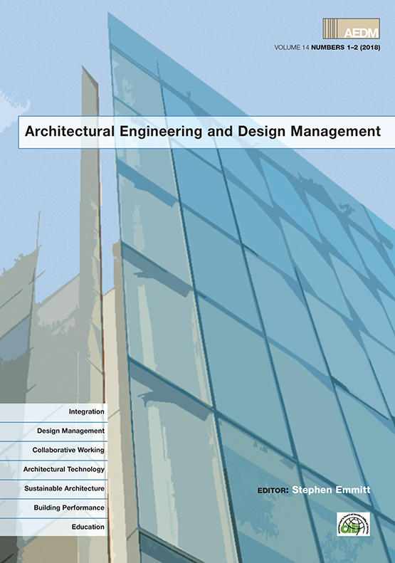 Full Article Knowledge Based Engineering In The Design For Manufacture Of Prefabricated Facades Current Gaps And Future Trends