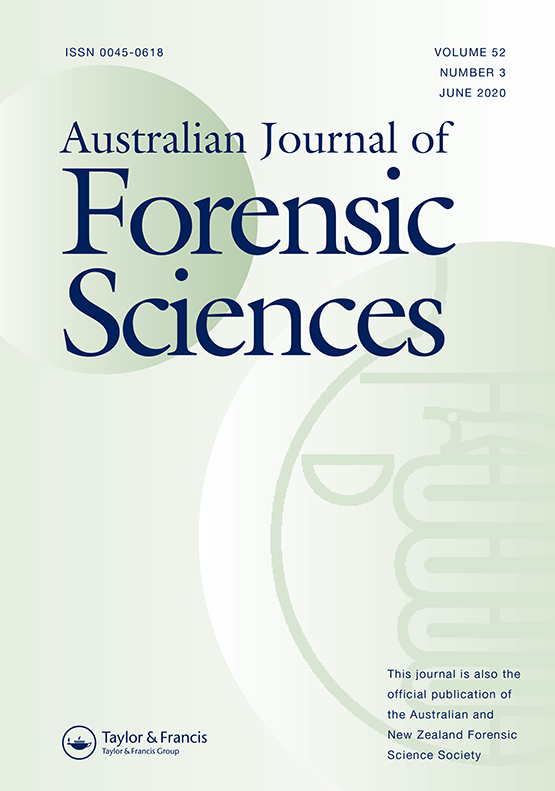 In Australia the jury decides:the reliability and validity of expert evidence: a perspective from forensic pathology