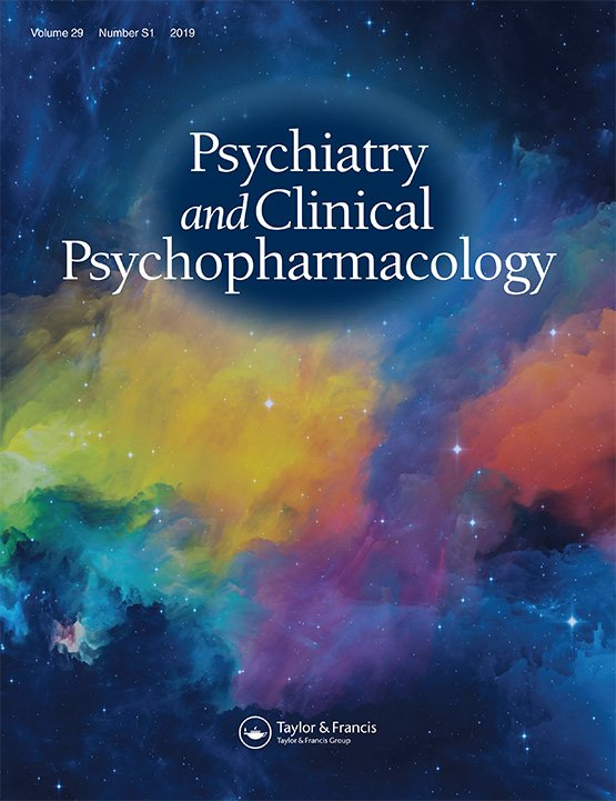 Psychiatry and Clinical Psychopharmacology: Vol 29, No sup1