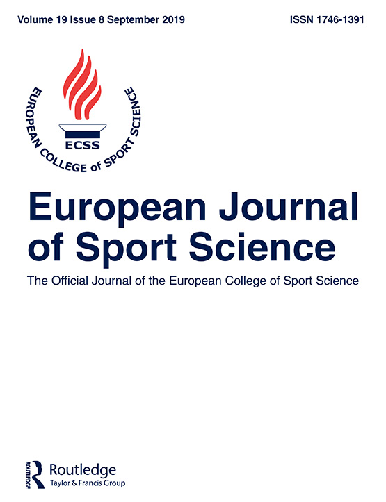 European Journal of Sport Science: Vol 19, No 8