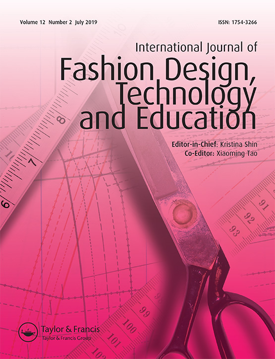 International Journal of Fashion Design, Technology and Education