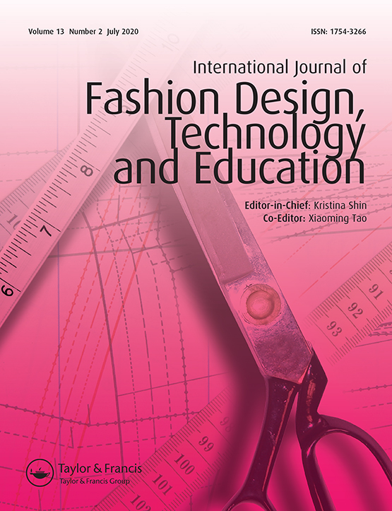 International Journal Of Fashion Design Technology And Education Vol 13 No 2