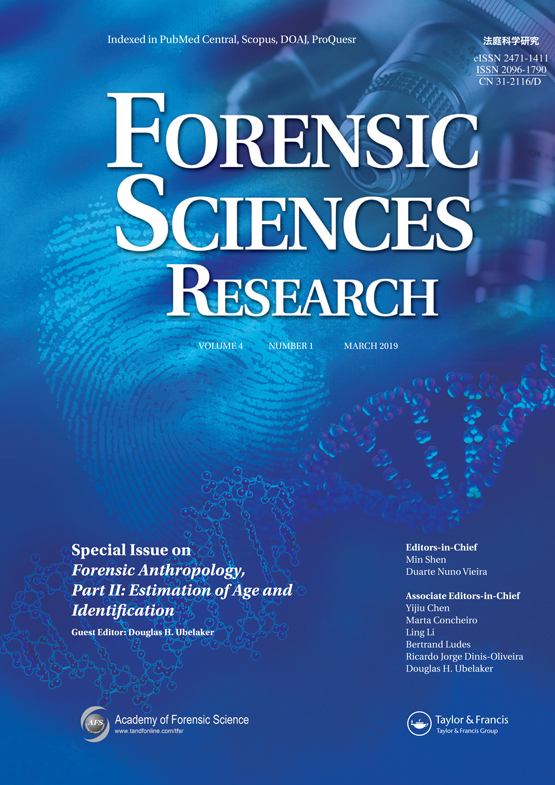 Full Article Contributions Of Forensic Anthropology To Positive Scientific Identification A Critical Review