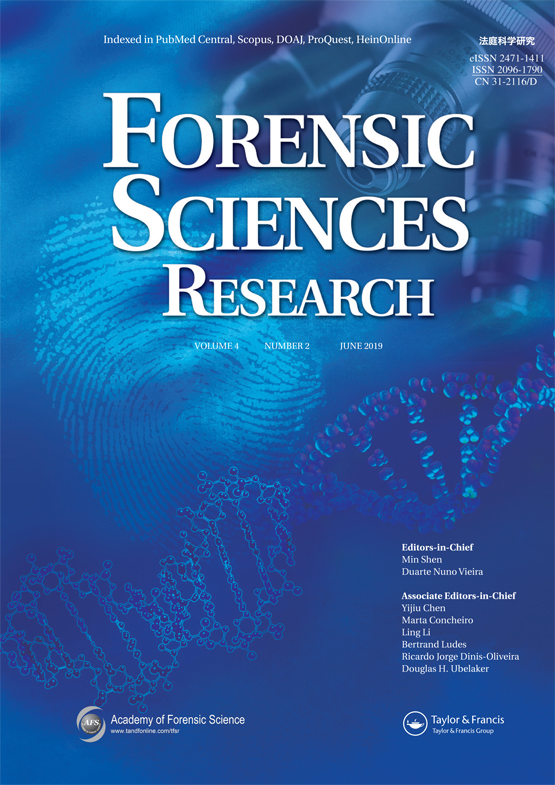 Forensic Sciences Research: Vol 4, No 2