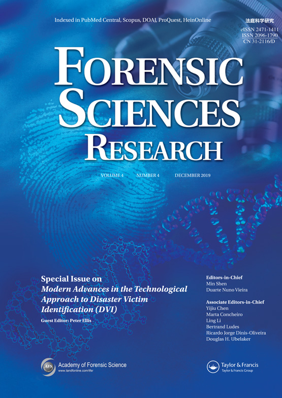 Full Article The Role Of Forensic Anthropology In Disaster Victim Identification Dvi Recent Developments And Future Prospects