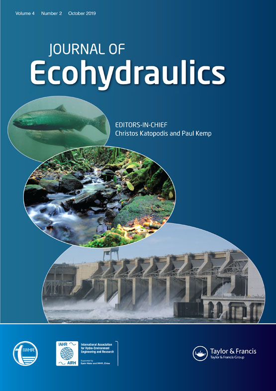 Full Article Advancing Ecohydraulics And Ecohydrology By Clarifying The Role Of Their Component Interdisciplines