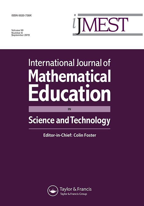 International Journal of Mathematical Education in Science