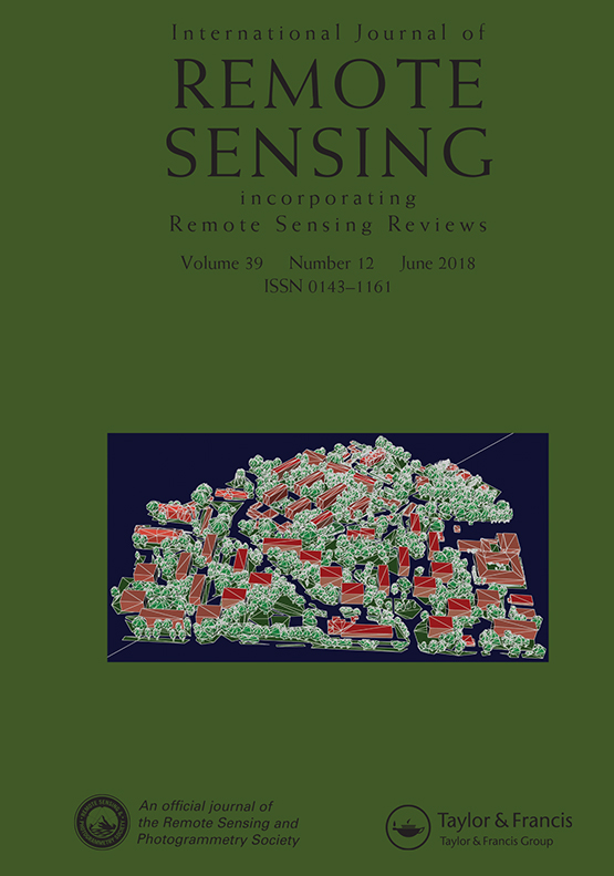 Remote sensing - experience and capabilities.