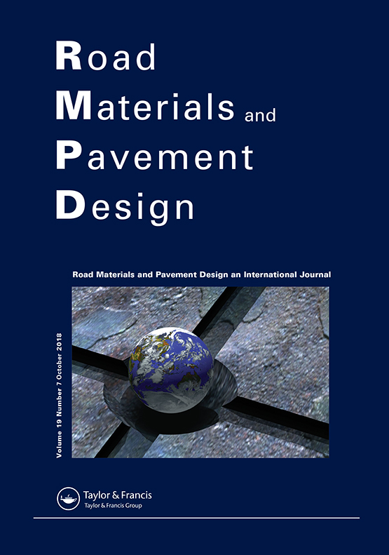 Comparative Mechanistic Empirical Analysis For Design Of Alternative Cold Recycled Asphalt Technologies With Conventional Pavement Road Materials And Pavement Design Vol 19 No 7
