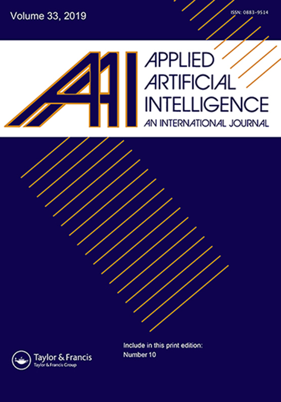 Applied Artificial Intelligence: Vol 33, No 10