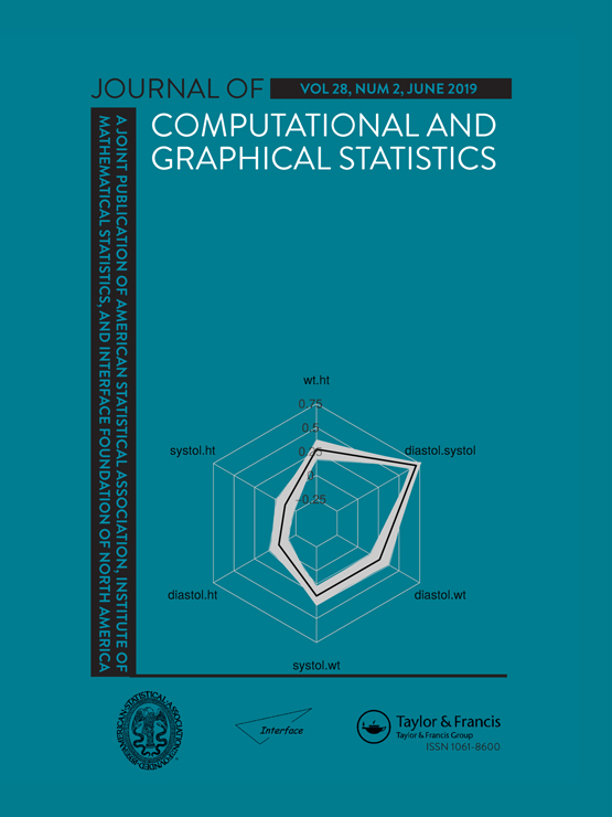 Journal of Computational and Graphical Statistics: Vol 28, No 2