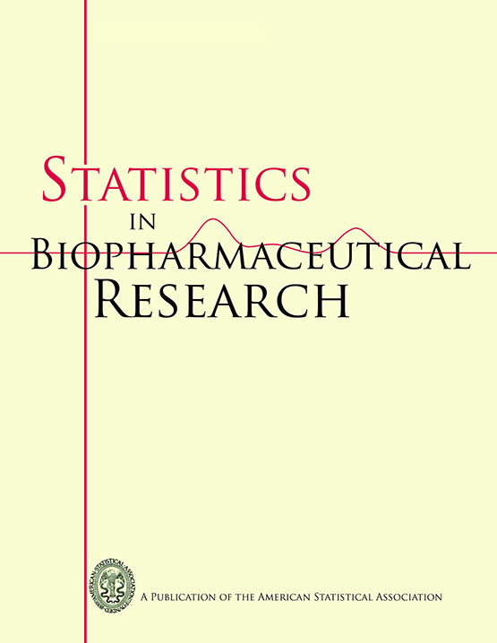 Statistics in Biopharmaceutical Research: Vol 12, No 2