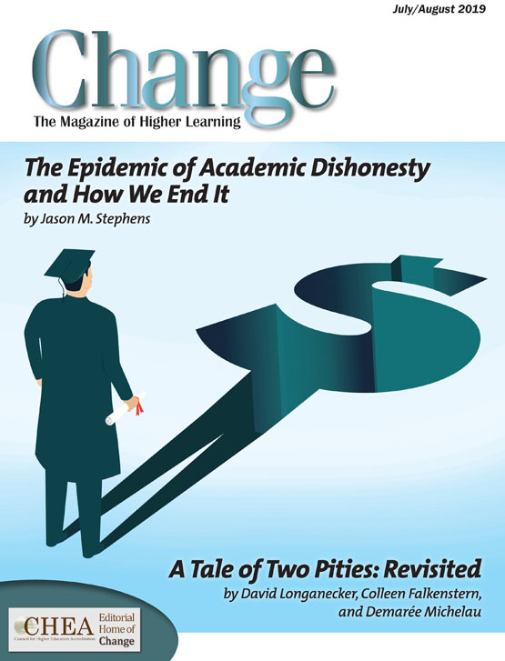 Change: The Magazine of Higher Learning: Vol 51, No 4