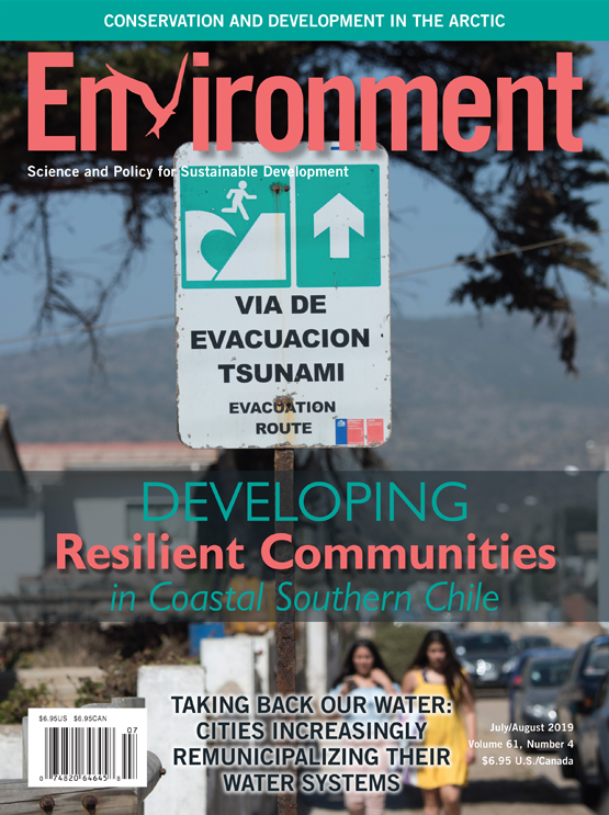 Environment: Science and Policy for Sustainable Development: Vol 61