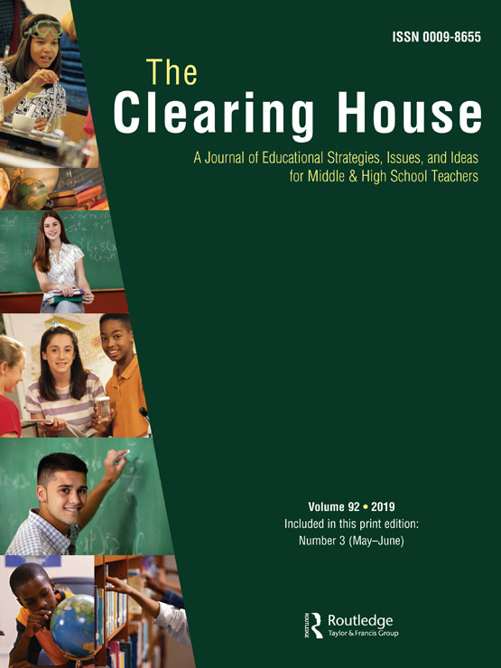 The Clearing House: A Journal of Educational Strategies, Issues and