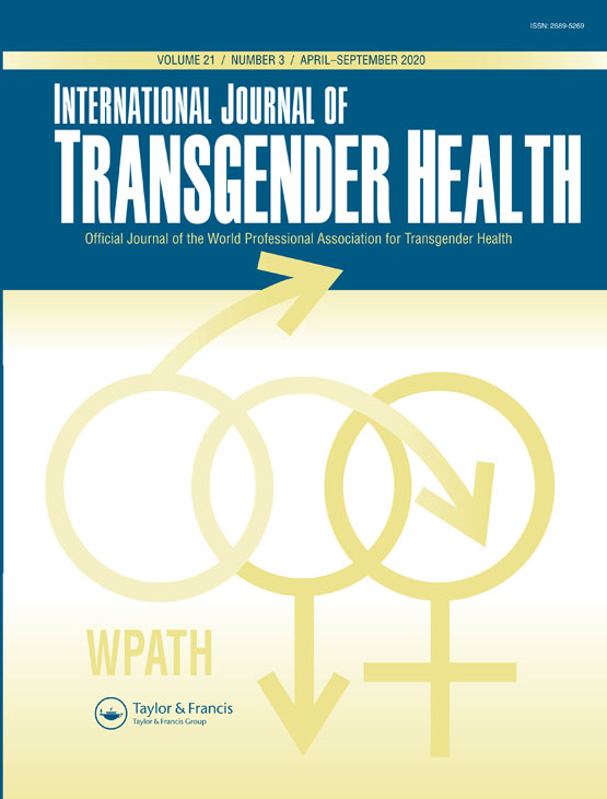 """""""I knew that I wasn't cis, I knew that, but I didn't know exactly"""": Gender identity development, expression and affirmation in youth who access gender affirming medical care"""