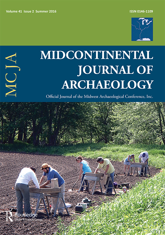 Image result for mid continental journals archaeology