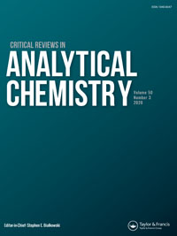 Critical Reviews in Analytical Chemistry