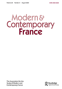 Modern & Contemporary France