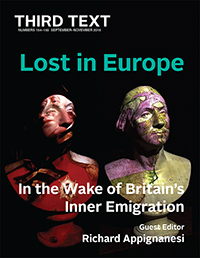 Lost in Europe: In the Wake of Britain's Inner Emigration