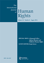 The International Journal of Human Rights