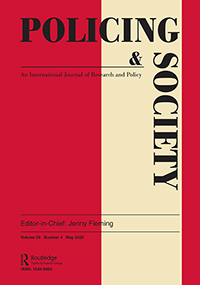 Suspected or protected? Perceptions of procedural justice in ethnic minority youth's descriptions of police relations
