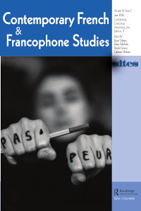 Contemporary French and Francophone Studies