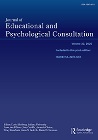 Untangling the Grip of White Privilege in Education through Consultation and Systems Change: Introduction to the Special Issue