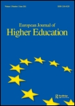 European Journal of Higher Education