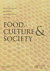 Food, Culture & Society