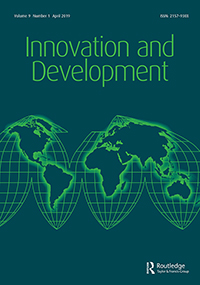 Innovation and Development: Vol 9, No 1