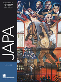 Journal of the American Planning Association