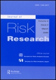Journal of Risk Research