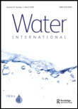 Water, sanitation and hygiene and indigenous peoples: a review of the literature