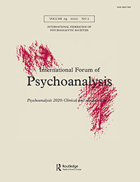 International Forum of Psychoanalysis