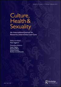 Culture, Health & Sexuality