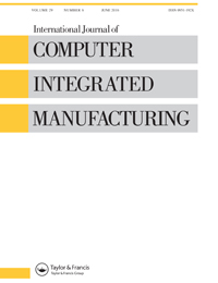 International Journal of Computer-integrated Manufacturing