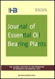 Journal of Essential Oil Bearing Plants