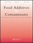 Food Additives and Contaminants Part A-Chemistry Analysis Control Exposure & Risk Assessment