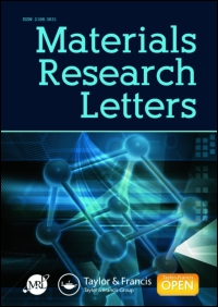 Materials Research Letters