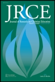 Journal of Research on Christian Education