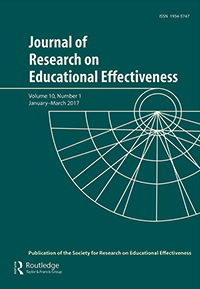 Journal of Research on Educational Effectiveness