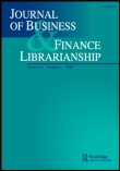 Journal of Business and Finance Librarianship