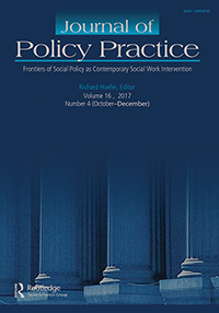 Journal of Policy Practice
