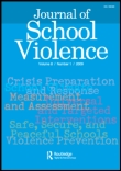 Journal of School Violence cover