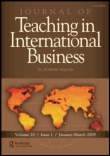 Journal of Teaching in International Business