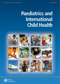 Pediatrics and International Child Health